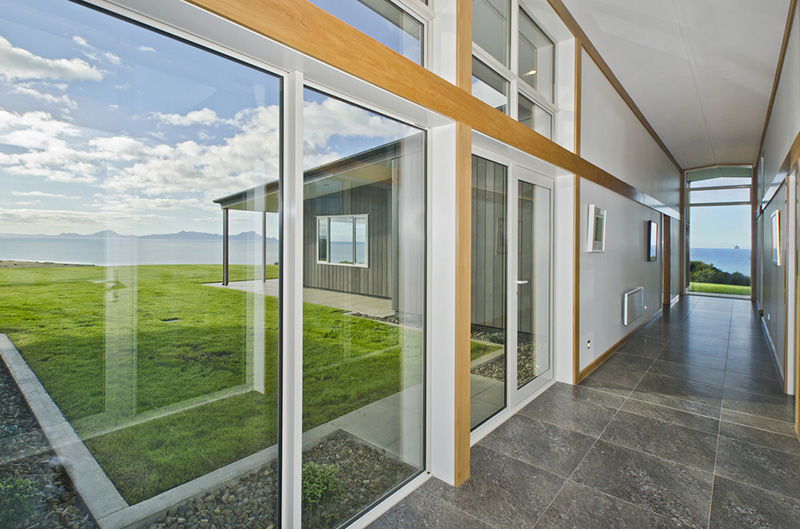 Interior of house built by Coastal Construction Projects